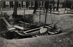 PBK-1106 Het gedeelte van de Haven van Charlois, wat nog niet gedempt was.