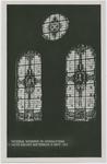 PBK-13230 De onthulling van de gebrandschilderde ramen in de Schotse Kerk aan het Vasteland.