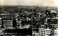 PBK-1983-1339 Overzicht vanaf het Witte huis. Op de voorgrond de Nieuwehaven