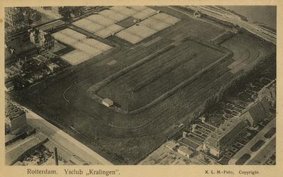 PBK-1983-35 IJsclub Kralingen aan de Kralingse Plaslaan.