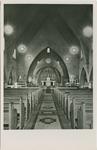 PBK-1983-52 Het interieur van de Sint-Petruskerk aan de Schoonderloostraat nummer 35.