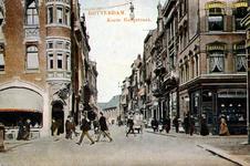 PBK-1983-927 Gezicht in de Korte Hoogstraat.