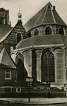PBK-1983-980 Grote of Sint-Laurenskerk aan het Grotekerkplein, vanaf de Binnenrotte.