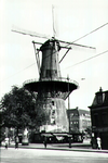PBK-1985-171 Korenmolen De Noord aan het Oostplein.