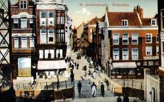 PBK-1987-1112 De Sint-Jacobstraat bij de Raambrug.