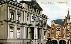 PBK-1987-1113 Het Schielandshuis aan de Korte Hoogstraat.