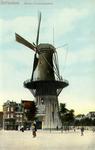 PBK-1987-1126 Molen de Noord aan het Oostplein.