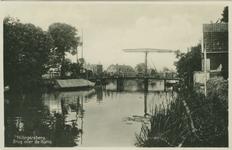 PBK-1987-1302 De ophaalbrug over de Rotte bij Terbregge.