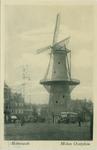 PBK-1987-484 Molen De Noord aan het Oostplein gezien uit het zuidoosten.