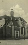 PBK-1987-586 Gezicht op de Schotse Kerk aan het Vasteland.