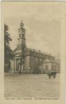 PBK-1987-859 De Nederlandse Hervormde Hoflaankerk aan de Hoflaan, gezien uit het noordoosten.