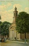 PBK-1987-923 De Nederlandse Hervormde Hoflaankerk aan de Hoflaan.