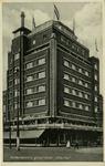 PBK-1988-129 Hotel Atlanta aan de Aert van Nesstraat nummer 97, vanaf de Coolsingel.