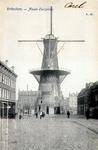 PBK-1988-272 Molen de Noord aan het Oostplein.
