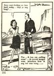 PBK-1989-647 Fotokaart van pagina 192, uit het detective beeldverhaal in de Dick Bos-serie nummer 16, getiteld Creek ...