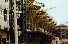 PBK-1992-309 De bouw van de kubuswoningen aan de Overblaak.