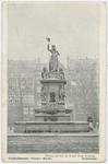 PBK-1992-39 Monument Maagd van Holland aan de Nieuwemarkt, opgericht ter herinnering van de feestviering op 1april 1872 ...