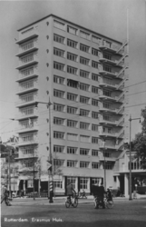 PBK-1993-1492 Erasmushuis aan de Coolsingel.
