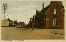 PBK-1993-172 Post-en Telegraafkantoor aan de Strandweg te Hoek van Holland
