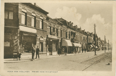 PBK-1993-207 Prins Hendrikstraat in Hoek van Holland. Links de Rietdijkstraat.