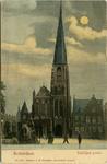 PBK-1993-413 De rooms-katholieke kerk van de Heilige Martelaren van Gorkum aan het Stieltjesplein.