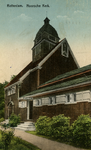 PBK-1993-640 De Noorse Kerk aan het Droogleever Fortuynplein.