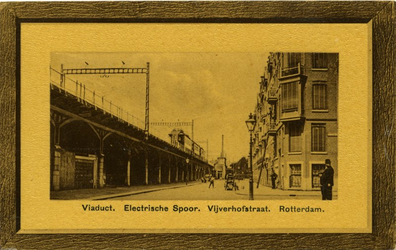 PBK-1993-728 Vijverhofstraat, uit het zuidoosten, naar de Bergweg toe gezien.