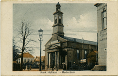 PBK-1993-777 De Nederlandse Hervormde Hoflaankerk aan de Hoflaan.