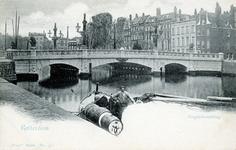 PBK-1993-818 De Regentessebrug over de Wijnhaven.