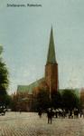 PBK-1993-833 De rooms-katholieke kerk van de H.H. Martelaren van Gorkum aan het Stieltjesplein.