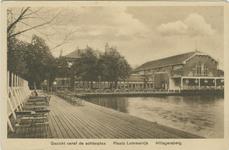 PBK-1993-878 Plaats Lommerijk voorheen Vrouwe Romein, gezien vanaf de Bergse Achterplas.