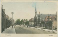 PBK-1994-35 Delfweg met rechts de Gereformeerde Bethlehemkerk.