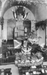 PBK-1995-10 Interieur van de Schotse Kerk aan het Vasteland, bij de kroningsdienst van George de V tot Keizer, 25 juni 1911.