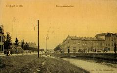 PBK-1996-299 Boergoensevliet en de Boergoensestraat te Oud-Charlois.