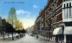 PBK-1999-109 Gezicht op de Teilingerstraat, naar de Noordsingel gezien.