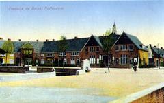 PBK-1999-112 Gezicht op de Brink in tuindorp Vreewijk.