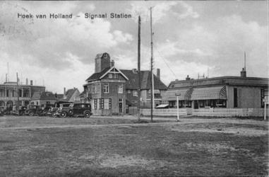 PBK-1999-42 Dirkzwager 's signaal station aan het Seinpad in Hoek van Holland.