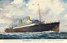 PBK-2000-21 Het schip Rotterdam IV.