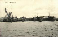 PBK-2000-244 Droogdokken aan de Dokhaven.