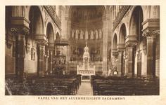 PBK-2004-208 Kapel van het Allerheiligste Sacrament in het retraitehuis Thabor aan de Eendrachtsstraat nummer 95.