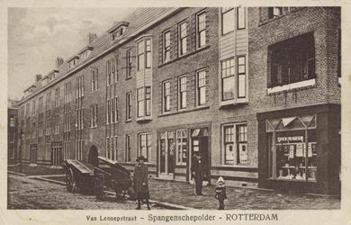 PBK-2004-31 Van Lennepstraat gezien vanaf de Bilderdijkstraat.