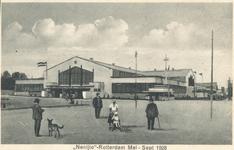 PBK-2004-380 De hallen van het Nederlandsche Nijverheidstentoonstelling (Nenijto) van 26 mei - 15 september 1928.