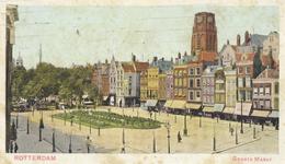 PBK-2004-71 Grotemarkt, uit het zuidoosten gezien. Rechts achter de panden steekt de toren van de Grote Kerk uit en ...