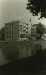 PBK-2005-141 De Mauritsweg aan de overkant van de Westersingel.