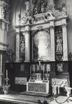PBK-2005-371 Het gemarmerde altaar, vervaardigd in 1720-1725 door de Vlaamse meester beeldsnijder Alexander Dominicus ...