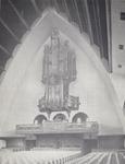 PBK-2005-660 Gezicht op het Batz, de witte orgel van de Prinsekerk aan de Schepenstraat.