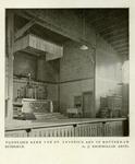 PBK-2005-843 Interieur van de tijdelijke Sint-Antonius Abtkerk aan de Jan Kruijffstraat.
