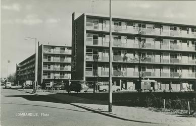 PBK-2007-171 Flatgebouwen in de omgeving van de Molièreweg.