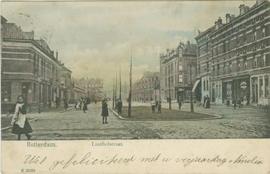 PBK-2007-259 De Lusthofstraat uit het oosten in de richting van de Weteringstraat.