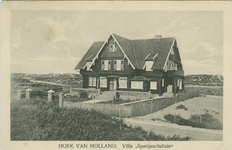 PBK-2008-335 Villa Spanjaardsduin in Hoek van Holland.